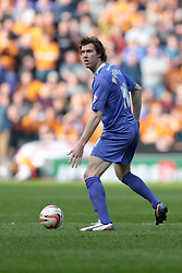 Wolverhampton Wanderers midfielder Kevin McDonald (11)  - Photo mandatory by-line: Nigel Pitts-Drake/JMP - Tel: Mobile: 07966 386802 29/03/2014 - SPORT - FOOTBALL -  Stadium MK - Milton Keynes - Milton Keynes Dons v Wolverhampton Wanderers - Sky Bet League One