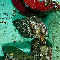 Laundry and Valet, USS Kittiwake