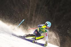 Meta Hrovat (SLO)during the Ladies' Slalom at 56th Golden Fox event at Audi FIS Ski World Cup 2019/20, on February 16, 2020 in Podkoren, Kranjska Gora, Slovenia. Photo by Matic Ritonja / Sportida