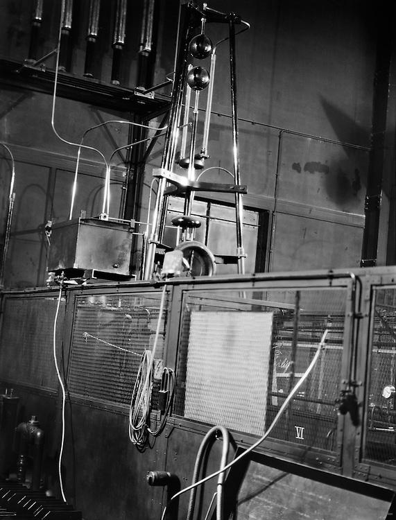 Machinery, Siemens-Schuckertwerke, Gartenfeld, Berlin-Spandau, 1928