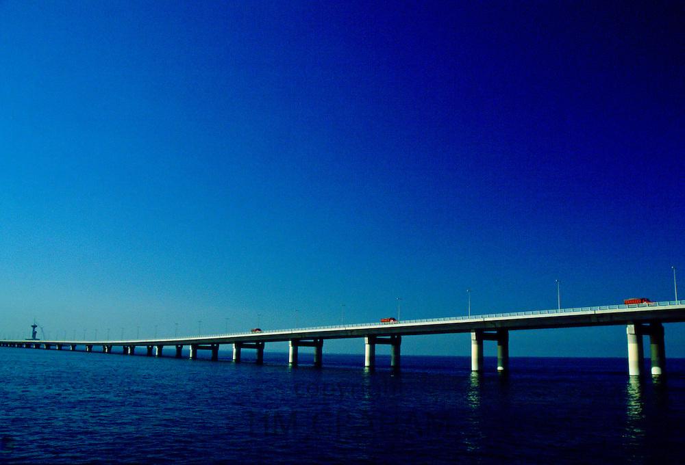 Bahrain to Saudi Arabia Causeway