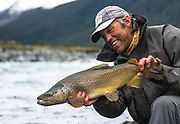 Gorgeous NZ Brown, Hope River, 2014
