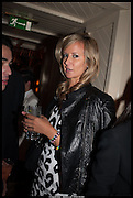 LADY VICTORIA HERVEY, Lisson Gallery reception at Chiltern Firehouse after the openings of work by Marina Abramovic: White Space and Nathalie Djurberg & Hans Berg: The Gates of the Festival, 15 September 2014