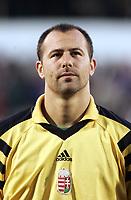 Fotball<br /> 31.05.2005<br /> Frankrike v Ungarn<br /> Foto: Dppi/Digitalsport<br /> NORWAY ONLY<br /> <br /> GABOR KIRALY (HUN)