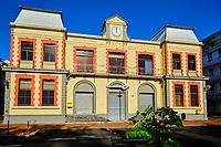 France, Martinique, Fort-de-France, centre ville, la poste // France, West Indies, Martinique, Fort-de-France, the post office