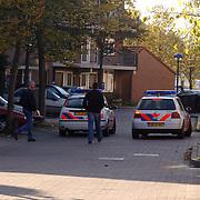 Inval politie hennepplantage Westkade Huizen