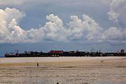 Sao Luis_MA, Brasil...Porto de Itaqui esta localizado no interior da Baia de Sao Marcos em Sao Luis do Maranhao...The Itaqui port is located in the Sao Marcos Bay in Sao Luis do Maranhao...Foto: LEO DRUMOND /  NITRO
