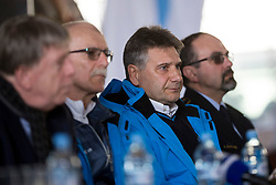 Marjan Jakse at press conference of OK Planica before FIS World Cup in Planica 2018, on March 14, 2018 in Slovenian Railway museum, Ljubljana, Slovenia. Photo by Urban Urbanc / Sportida