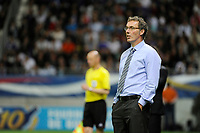FOOTBALL - FRIENDLY GAME 2012 - FRANCE v SERBIA - REIMS (FRANCE) - 31/05/2012 - PHOTO JEAN MARIE HERVIO / REGAMEDIA / DPPI - LAURENT BLANC ( FRANCE COACH )