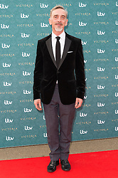 © Licensed to London News Pictures. 11/08/2016. ADRIAN SCHILLER attends the VIP press screening of Victoria. The ITV series traces the early life of Queen Victoria, from her accession to the throne at the tender age of 18 through to her courtship and marriage to Prince Albert.  London, UK. Photo credit: Ray Tang/LNP