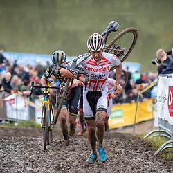 13-10-2019: Cycling: Superprestige Cyclocross: Gieten<br />Tom Meeusen