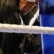 Junior Moar vs Abdallah Ramadan - Canadian Light Heavyweight Boxing Title Fight - Photo Archive