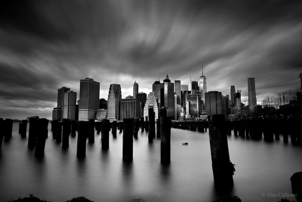 Photograph by © Dan Callister <br /> www.dancallister.com<br /> The New York skyline January 27, 2017 as seen from Brooklyn, New York, USA<br /> [Non-Exclusive]<br /> [ Pictures]<br /> **© DAN CALLISTER. FEE MUST BE AGREED BEFORE USAGE. NO WEB USAGE WITHOUT APPROVAL. ALL RIGHTS RESERVED** <br /> Tel: +1 347 649 1755<br /> Mob: +1 917 589 4976<br /> E-mail: dan@dancallister.com<br /> Web:  www.dancallister.com<br /> 3149 41st St, #3rd Floor, Astoria, NY 11103 USA<br /> Photograph by © DAN CALLISTER  www.dancallister.com