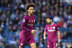 Manchester City's Leroy Sane