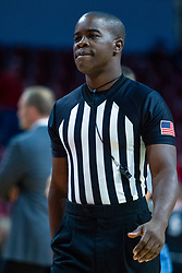 NORMAL, IL - October 23:  Chris Fuller during a college basketball game between the ISU Redbirds and the Truman State Bulldogs on October 23 2019 at Redbird Arena in Normal, IL. (Photo by Alan Look)