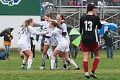 Champlain Valley vs. Colchester Girls Soccer 10/22/16