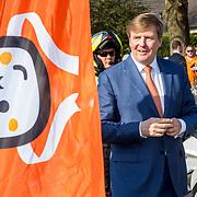 NLD/Twello/20180420 - Koning opent de koningsspelen 2018, Koning Willem Alexander