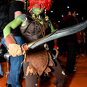 Cosplay fans came to London on October 28, 2018 for the MCM Comic Con London 2018, which took place at the Excel Centre with hundreds of stall exhibition. The weekend offered comic fans the chance to dress up as their favourite characters and even compete in the UK Championship.
