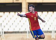 Spain v San Marino 010916