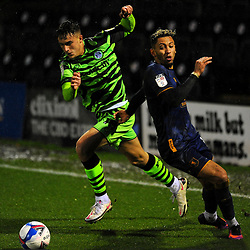 Forest Green Rovers v Mansfield Town