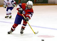 Ishockey<br /> VM for kvinner<br /> Graz Østerrike <br /> Norge<br /> Foto: Gepa/Digitalsport<br /> NORWAY ONLY<br /> <br /> 09.04.2009<br /> <br /> IIHF Damen Eishockey Weltmeisterschaft, Divison 1, SVK vs NOR. Bild zeigt Siv Linette Grann (NOR)