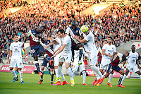 Action - 25.04.2015 - Bordeaux / Metz - 34eme journee de Ligue 1<br />
