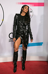 November 19, 2017 - Los Angeles, California, U.S - Ciara on the Red Carpet of the 2017 American Music Awards held on Sunday, November 19, 2017 at the Microsoft Theatre in Los Angeles, California. (Credit Image: © Prensa Internacional via ZUMA Wire)