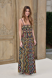 Bianca Brandolini D'Adda attending at the Valentino show as a part of Paris Fashion Week Ready to Wear Spring/Summer 2017 on October 02, 2016 in Paris, France. Photo by Alban Wyters/ABACAPRESS.COM