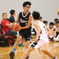 2017 National A Division Basketball: HCI vs VJC