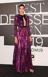 Chiara Baschetti at the photocall of GQ Best Dressed Men 2019  Milan,Italy, 11 January 2019  (Credit Image: © Nick Zonna/Soevermedia via ZUMA Press)