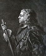 William Charles Henry Friso (1711-1751) son of Johan Willem Friso and Maria Louisa of Hessekassel, governor of Friesland (since 1711) from Groningen (since 1718) of Drenthe and Gelderland (since 1722), in 1747 due of the invasion of the French in States Flanders, was named governor of all provinces and as captain and admiral-general of never, during his governorship was an end to some abuses in the government, but significant reforms failed to materialise, only the power the governor was greater than it had been before.
