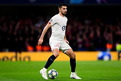 Zeki Celik of Lille - Mandatory by-line: Ryan Hiscott/JMP - 10/12/2019 - FOOTBALL - Stamford Bridge - London, England - Chelsea v Lille - UEFA Champions League group stage