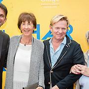 NLD/Breda/20160925 - Premiere Hair, CornaldMaas en Michiel van Erp en hun moeders