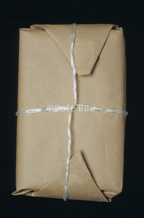Still life of package