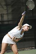 UNIVERSITY OF MIAMI HOSTS NCAA WOMEN'S TENNIS REGIONAL 2005