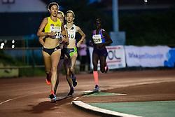 Neja Krsinar competes in 5000m Run during day one of the 2020 Slovenian Cup in ZAK Stadium on July 4, 2020 in Ljubljana, Slovenia. Photo by Grega Valancic / Sportida