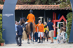 Smolders Harrie, NED, Monaco<br /> Longines FEI Jumping Nations Cup Final<br /> Barcelona 2021<br /> © Hippo Foto - Dirk Caremans<br />  03/10/2021