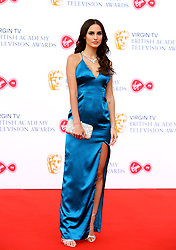 Lucy Watson attending the Virgin TV British Academy Television Awards 2018 held at the Royal Festival Hall, Southbank Centre, London.