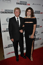Nigel Lythgoe & Jo Champa bei der 30th Annual American Cinematheque Awards Gala in Beverly Hills / 141016