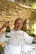 marc gantier owner chef le caveau des arches restaurant beaune cote de beaune burgundy france