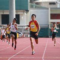 A Div Boys 400m