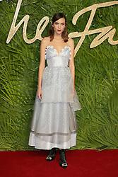 at The Fashion Awards 2017 at the Royal Albert Hall in London, UK. 04 Dec 2017 Pictured: Alexa Chung. Photo credit: MEGA TheMegaAgency.com +1 888 505 6342