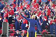 DAYTON – The University of Dayton football team beat Marist on Saturday afternoon 59-35.