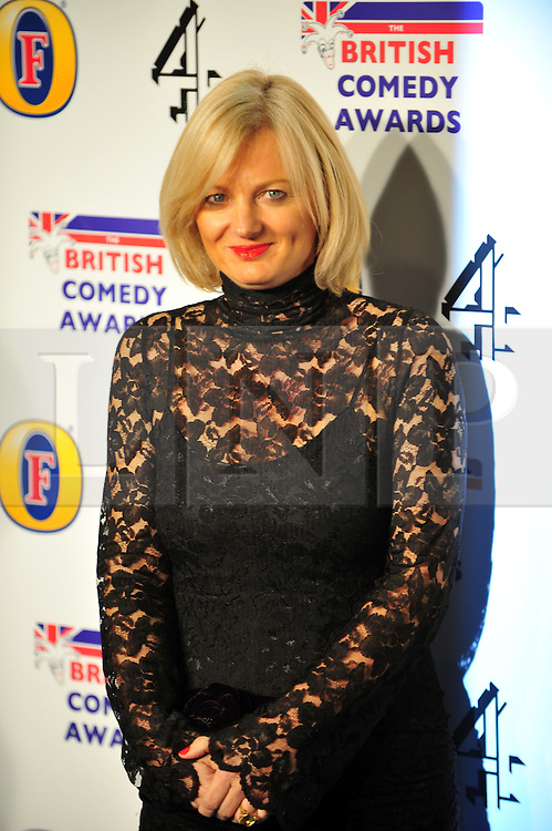 © Licensed to London News Pictures. 16/12/2011. London, England.Alice Beer attends the Channel 4 British Comedy Awards  in Wembley London .  Photo credit : ALAN ROXBOROUGH/LNP