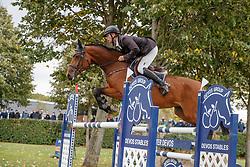 Van Hoof Pieter, Oryanta V/D Holvenhoeve<br /> Nationaal Kampioenschap LRV <br /> Paarden - Lummen 2020<br /> © Hippo Foto - Dirk Caremans<br /> 26/09/2020