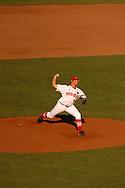 6/17/05 Omaha, NE Joba Chamberlain at the 2005 College World Series in Omaha Neb. Photo by Chris Machian