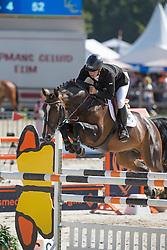 Billington James (GBR) - Bowmore VDL<br /> KWPN Paardendagen - Ermelo 2012<br /> © Dirk Caremans