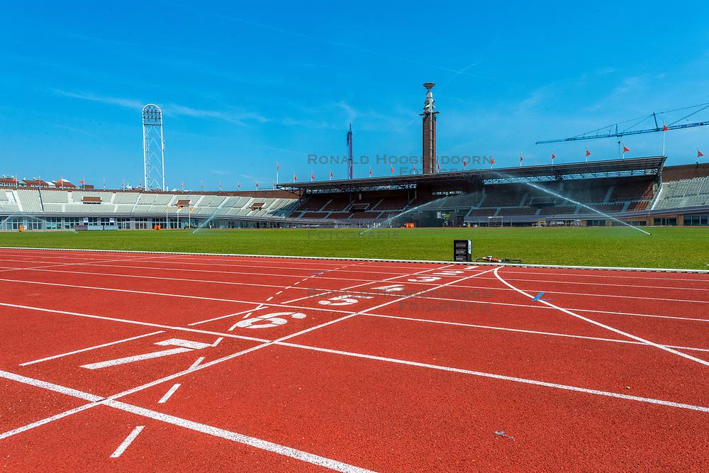 04-07-2018 NED: Nationale Diabetes Challenge, Amsterdam<br /> Diverse gezondheidscentra, huisartsenpraktijken en fysiotherapie praktijken zijn met ondersteuning van de BvdGF gestart met een lokale wandel challenge. De grote finale vindt plaats op 29 september in het Olympisch Stadion Amsterdam