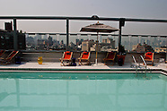 Swimming pools on rooftops NY702