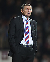 Football - The Championship - West Ham United vs. Middlesbrough<br /> Tony Mowbray - Mboro manager